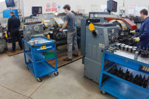 Torneria Mec Art meccanica di precisione sandrigo vicenza