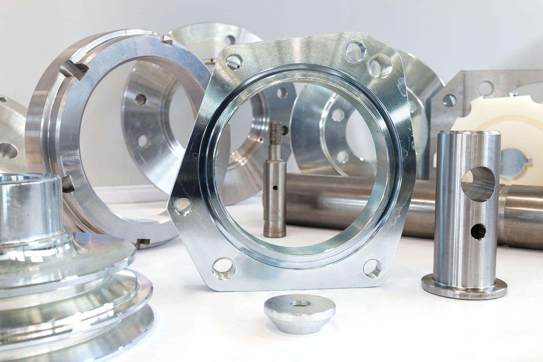 lavorazioni di precisione su ogni tipo di metallo vicenza